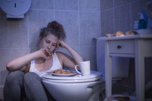 Расстройства пищевого поведения