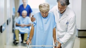 Реабилитация пациентов перенесших тяжёлые болезни